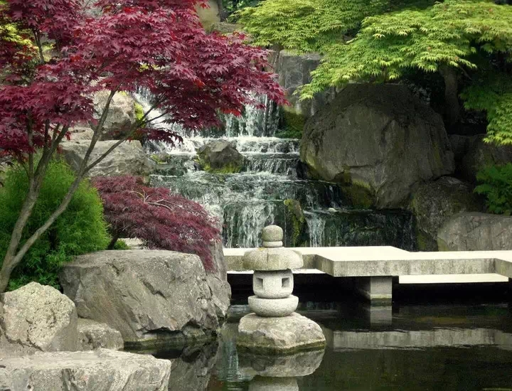 日式庭院 - 别墅设计 ,会所设计, 古建筑,农村建筑